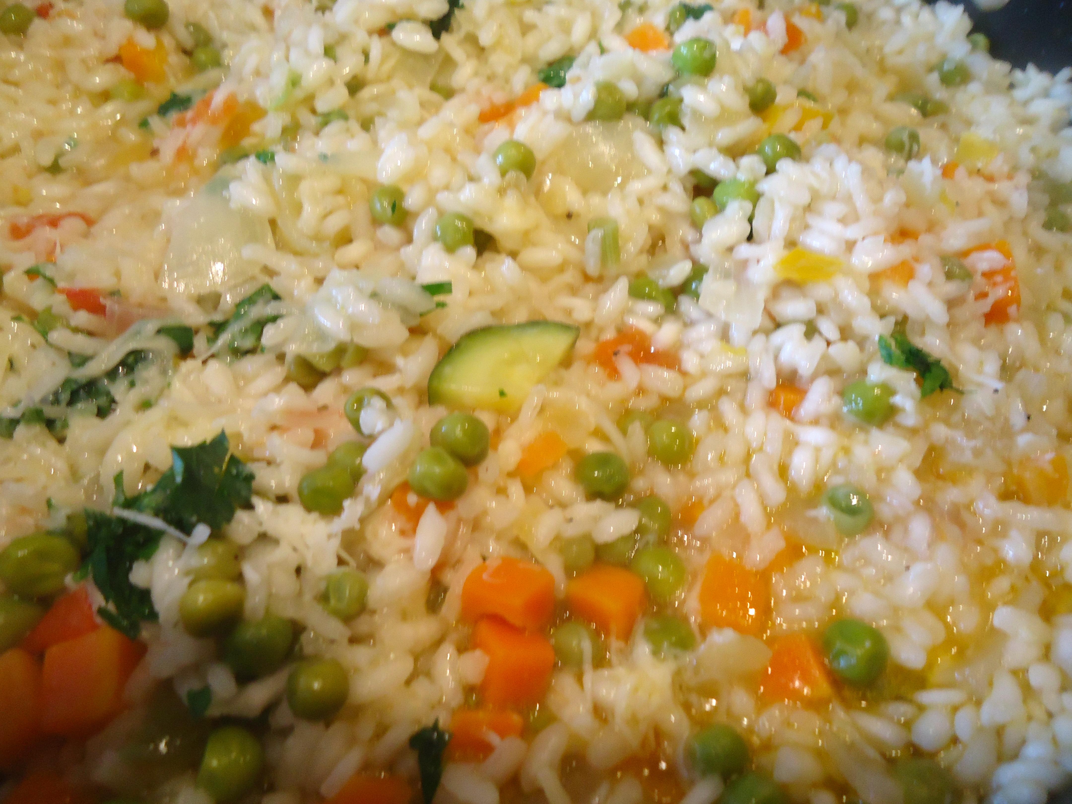 risotto primavera il risotto primavera è il piatto per eccellenza per ...